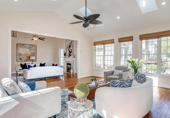 Luxury Residential Staging